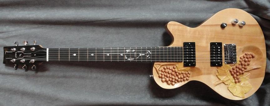 Wine guitar